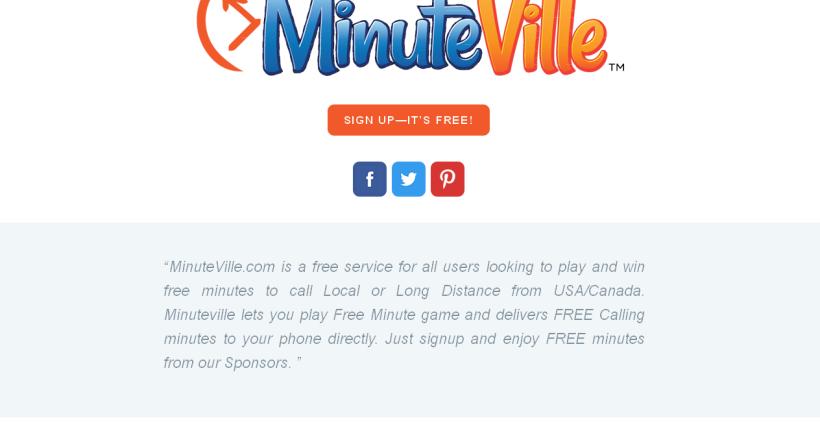 MinuteVille