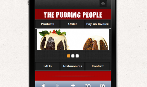 Pudding- Mobile